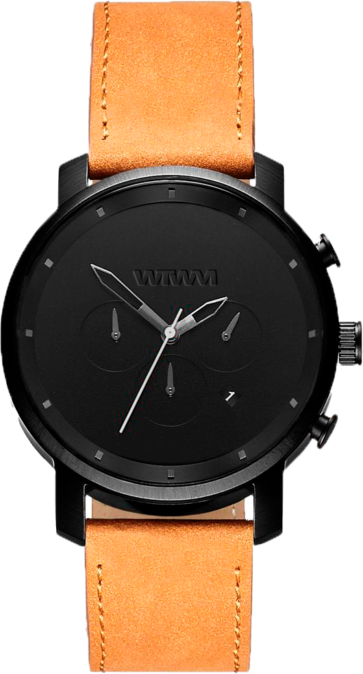 TRYSIL BLACK FASHION 45MM