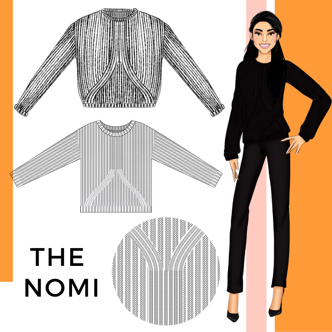 The Nomi Sweater