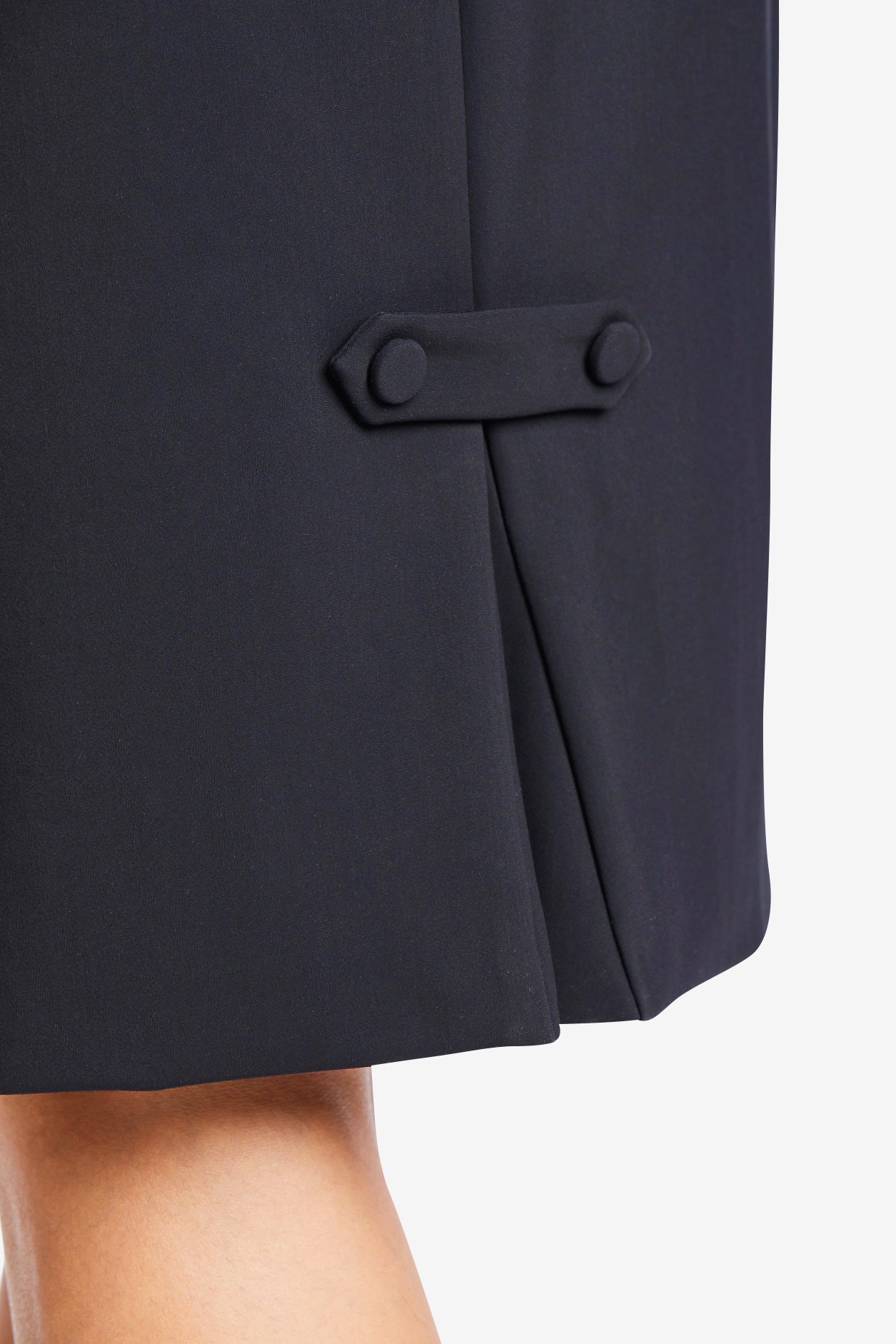 Pencil Skirt Back Detail