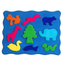 Rubbabu 3D Shape Sorter Animal Shapes Shape Sorter