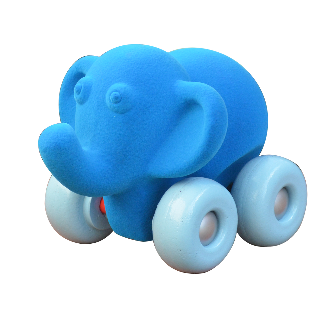 Rubbabu Elephant on Wheels (7
