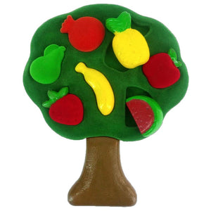Rubbabu Fruits Shape Sorter Shape Sorter