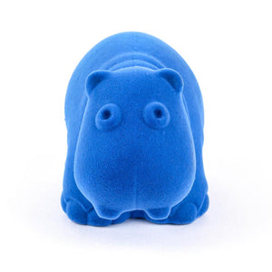 "Rubbabu Hippo 4"" Animal"