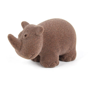 "Rubbabu Rhino 4"" Animal"