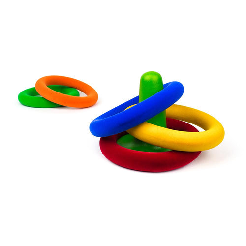 Rubbabu Ring Toss Set Game