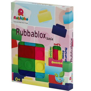 Rubbabu Rubbablox Basix Blocks