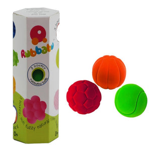 Rubbabu Small Sports Balls