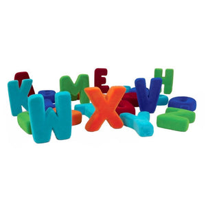 "Rubbabu Small Uppercase Alphabets 2.5"" (6cm) Alphabet Set"