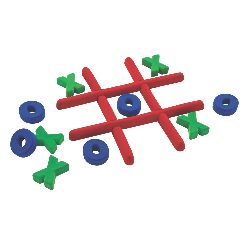 Rubbabu Tic Tac Toe Game