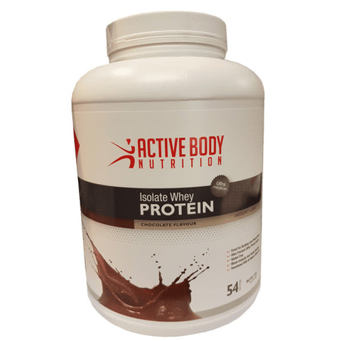 Active Body Isolate Whey Protein