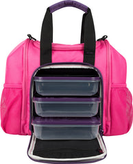 6 Pack Fitness Innovator Mini Lunch Bag