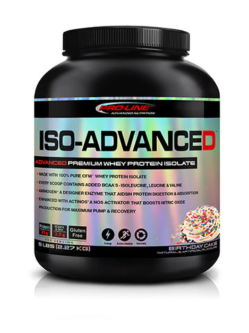 Proline Advanced Nutrition Iso Advanced Isolate Protein