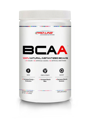Proline Advanced Nutrition BCAA 100% Instantized