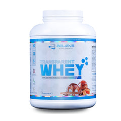 Believe Supplements - Transparent Whey