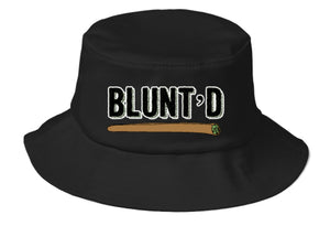 "The ""BLUNT'D"" Bucket Hat"