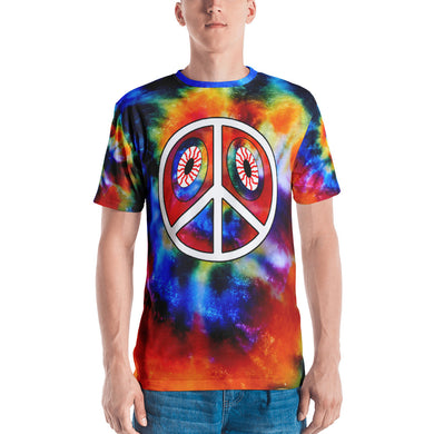 The 2018 PREMIUM ALLOVER Tie-Dye Audible484 T-shirt!