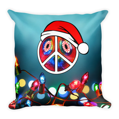 The Audible484 Christmas Pillow