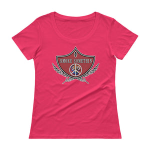 "The ""Smoke Somethin"" T-shirt (WOMENS)"