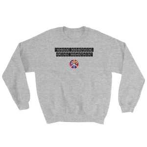 "The ""Smoke Somethin, Drink Somethin' Pullover Sweater"