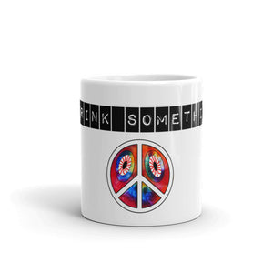 "The ""Drink Somethin"" Mug"