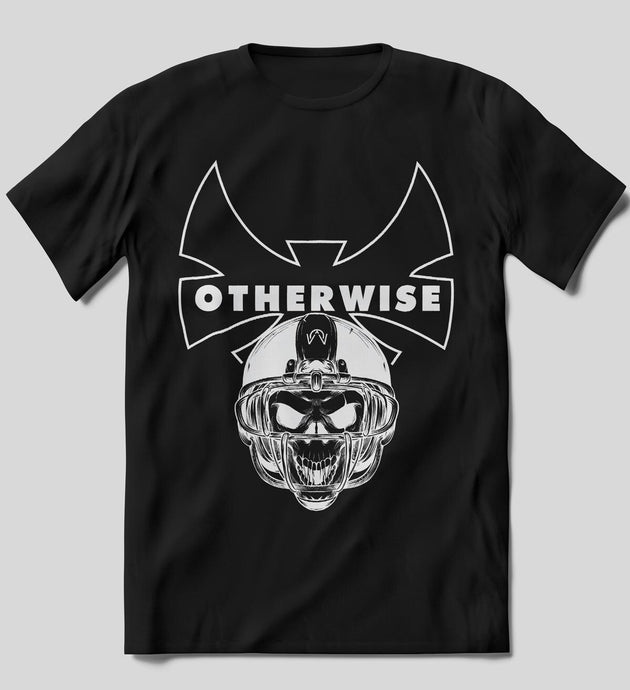 OTHERWISE - Black & Silver GAMETIME Tee
