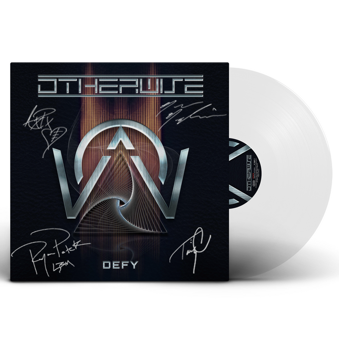 SIGNED DEFY Vinyl LIMITED EDITION +MP3