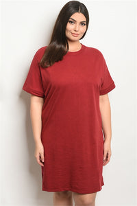 Zoey Tshirt Dress