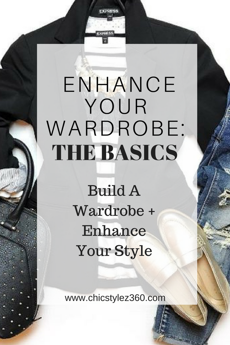 Enhance Your Wardrobe: The Basics (ebook)