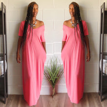 Relax N Chill Maxi Dress (6 Colors)