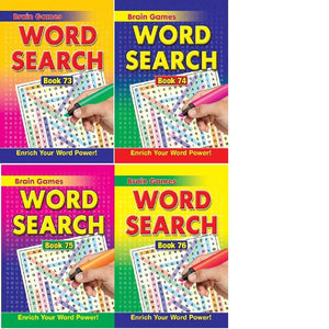 A5 Wordsearch Book 73-76