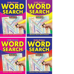 A5 Wordsearch 61-64  4T