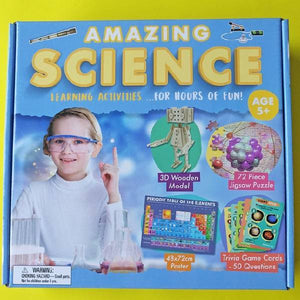 Amazing Science Activity Boxset