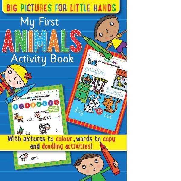 My First Animals Book