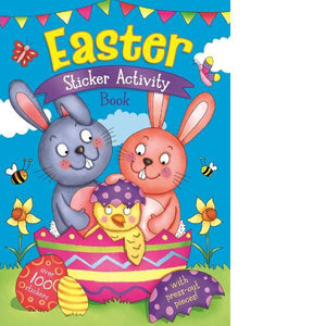 Easter Sticker activity Book