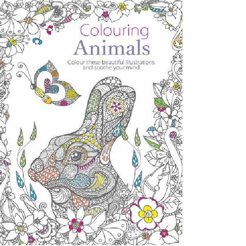 Animals Colouring