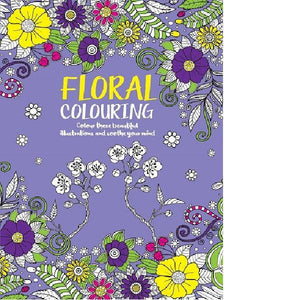 Floral Colouring