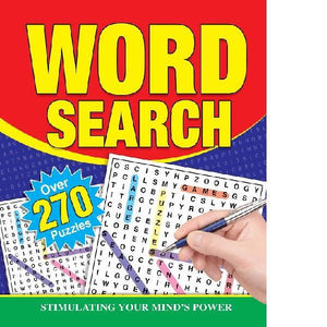Spiral Wordsearch Book