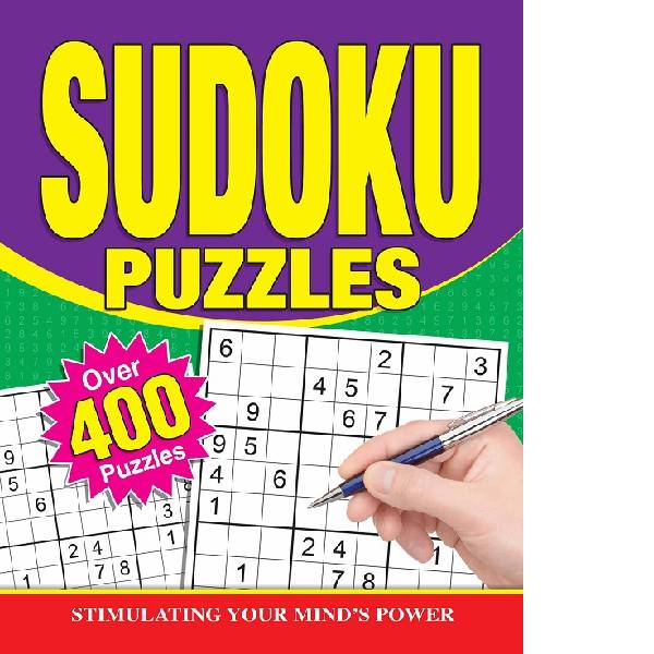 Spiral Sudoku Puzzle Book