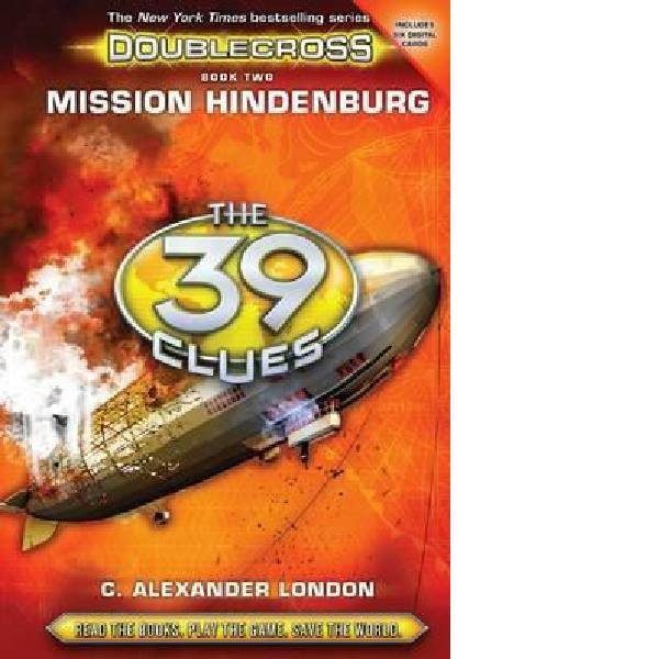 Mission Hindenburg 39 Clues