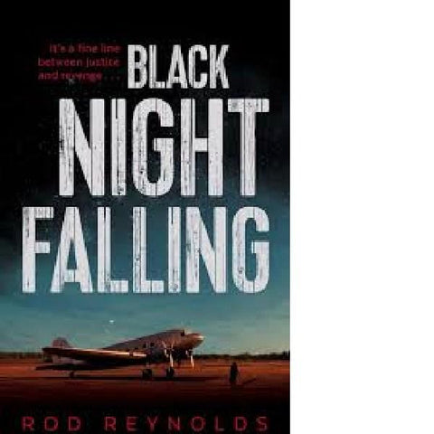 Black Night Falling - C Format
