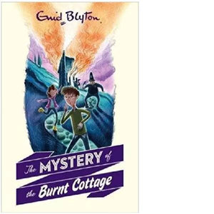 Mystery Of The Burnt Cottage