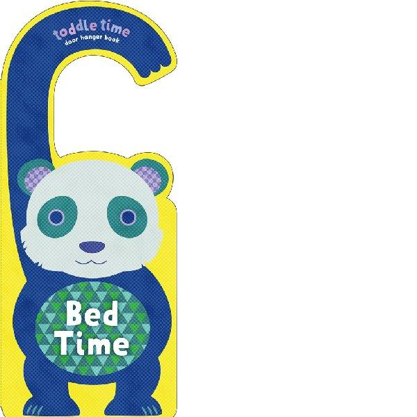 Toddle Time Door Hanger Book  Bedtime