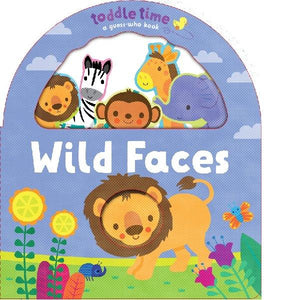 Toddle Time Guess Who Wild Faces