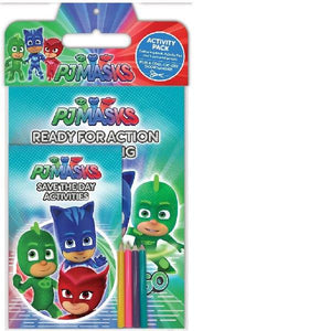 PJ Masks Activity Pack
