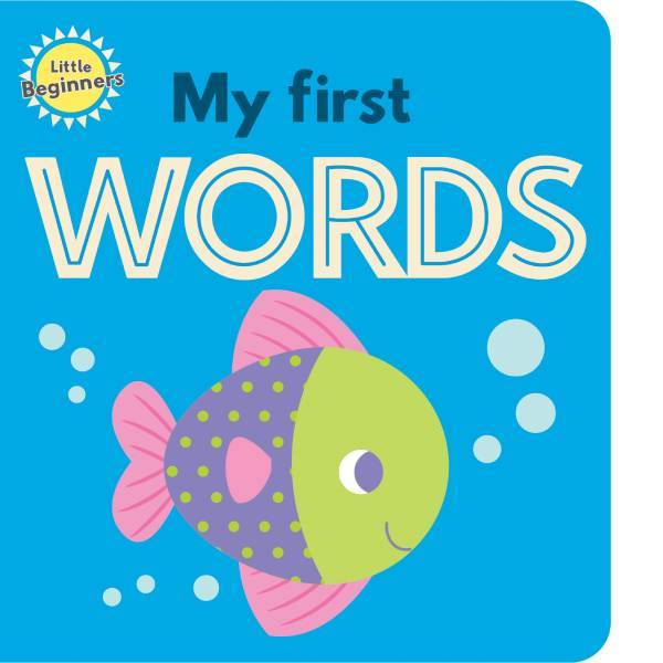 Little Beginners My First Words 11pg
