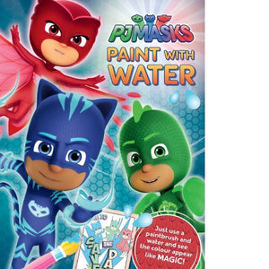 PJ Mask Paint With Water