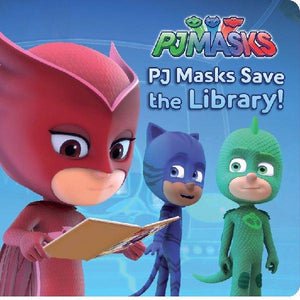 PJ Masks Save The Library