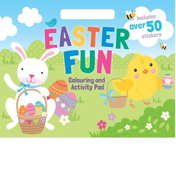Giant Easter Activity Pad