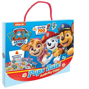 Paw Patrol Pups Rule Activity Case