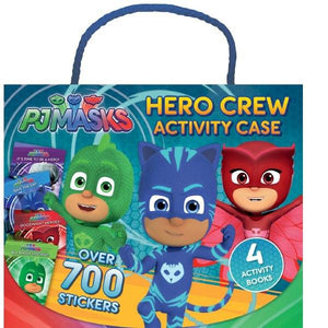 PJ Masks Hero Time Activity Case